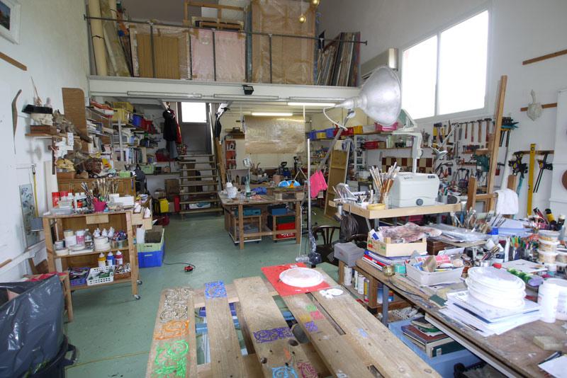 Patrick jude artiste peintre - Atelier artiste peintre ...